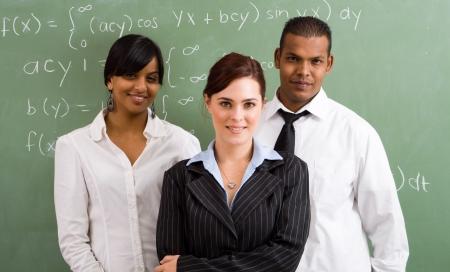 organized group: teaching department
