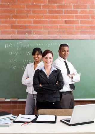 docenten: leraren