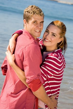 cute couple Stock Photo - 5159526