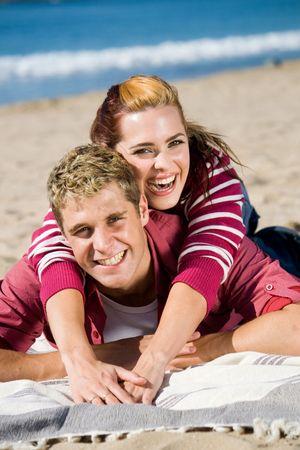 fun couple Stock Photo - 5159510