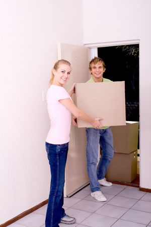 moving to new home photo