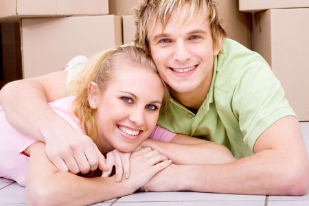 couple love Stock Photo - 5499863