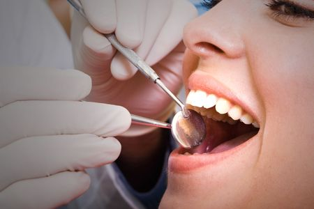 dental checkup Stock Photo - 5715993
