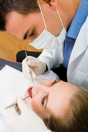 dental checkup photo