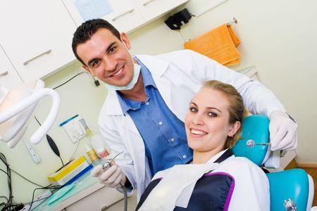 dentist s office: gabinet dentystyczny Zdjęcie Seryjne