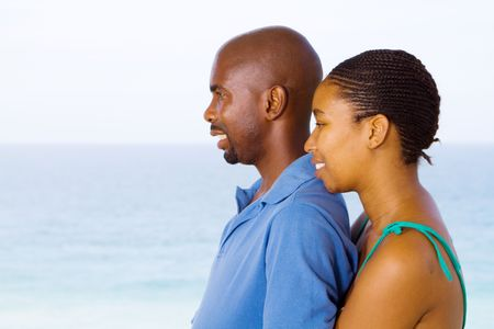 young african american couple Stock Photo - 6656191