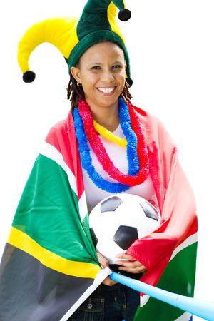 fandom: south african soccer fan