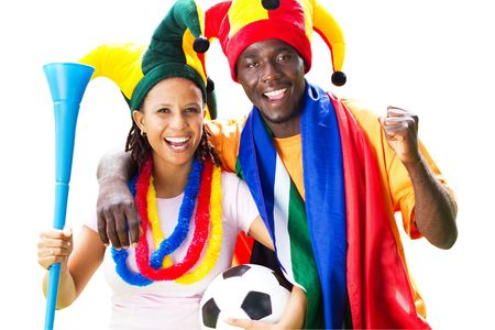 sport fanatics Stock Photo - 6783947