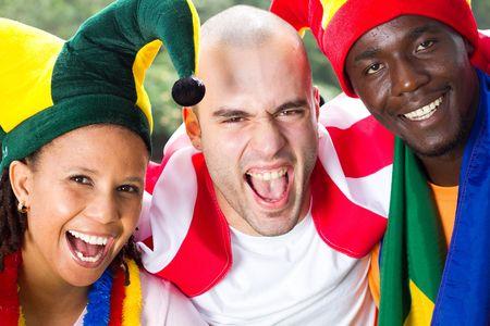 fandom: sports fan victory