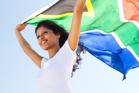 attractive people: south african citizen