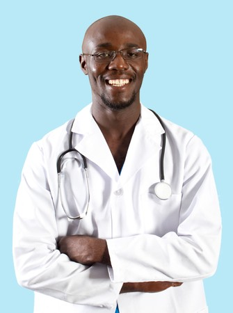 african american doctor  Stock Photo - 7216339
