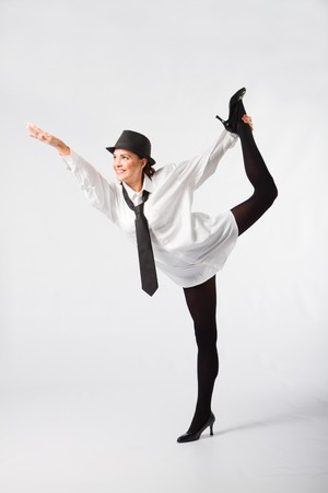 female dancer photo