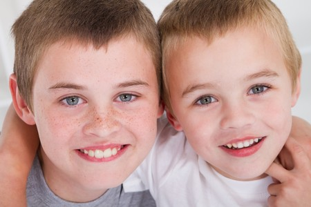 young brothers Stock Photo - 7608297
