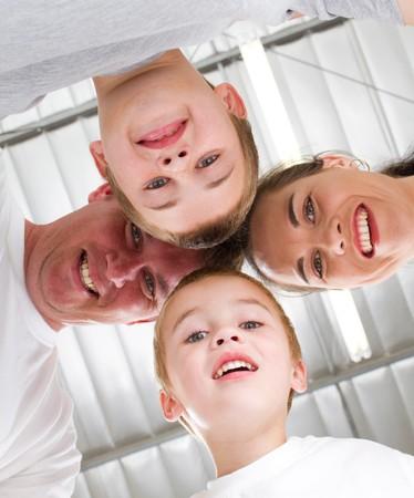 huddle: family huddle