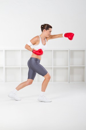 boxing workout photo
