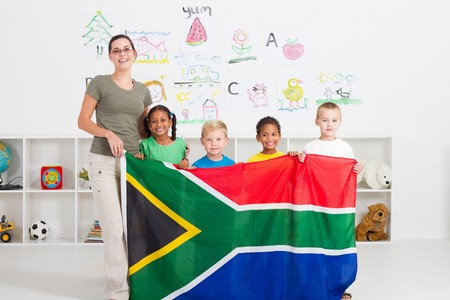 pedagogical: south african preschool