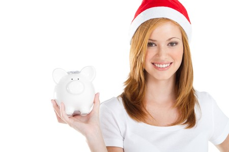 christmas savings: christmas savings Stock Photo