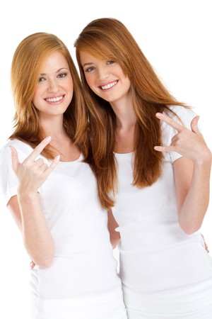 pretty young sisters Stock Photo - 8111845