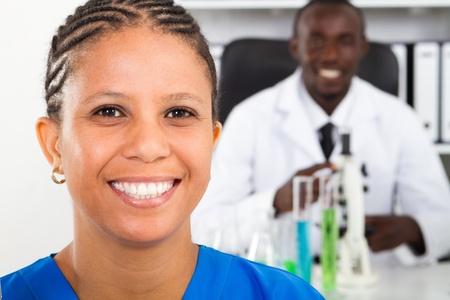 happy scientists photo