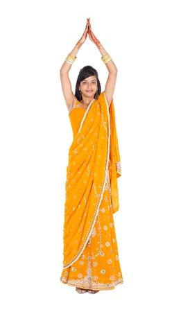 indian dancer photo