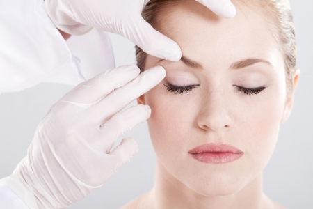 skin check before plastic surgery Stock Photo - 9771925