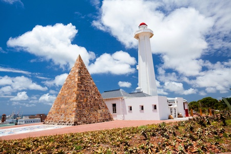 landmark of Port Elizabeth, South Africa
