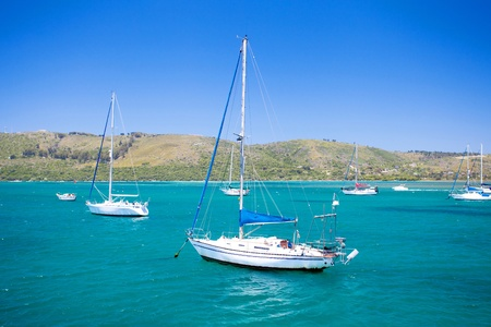 famous holiday destination in South Africa - Knysna Stock Photo - 12108065