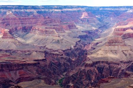 grand canyon national park: Grand Canyon National Park, Arizona, USA Stock Photo