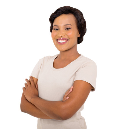 negras africanas: hermosa joven mujer afroamericana