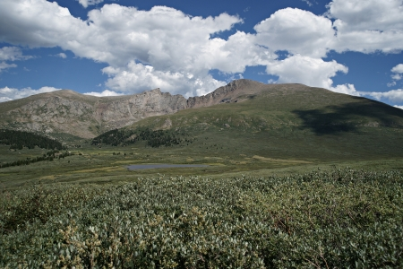 Guanella Pass Mount Bierstadt photo