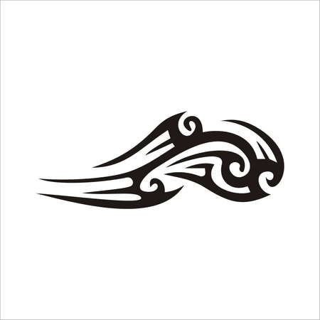 Car Tattoo Stock Vector - 2037011