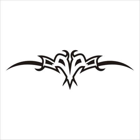 Car Tattoo Stock Vector - 2118012