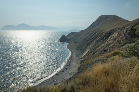 Bay in Crimea