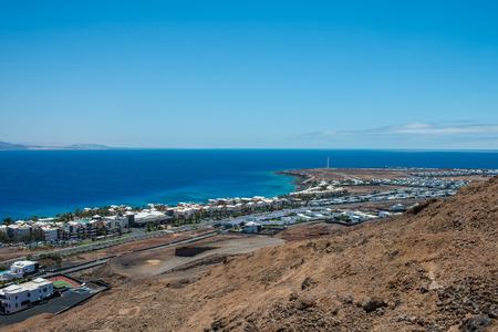 playa blanca: Shore in Playa Blanca, Lanzarote