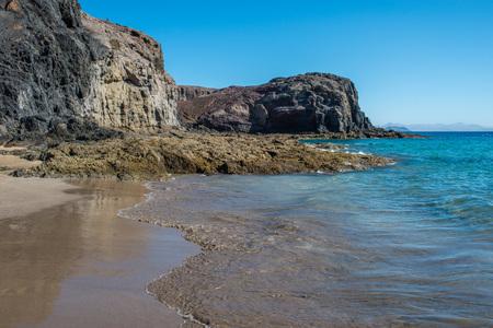 lanzarote: Playa de Papagayo, Lanzarote