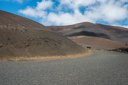 lanzarote: Timanfaya National Park, Lanzarote
