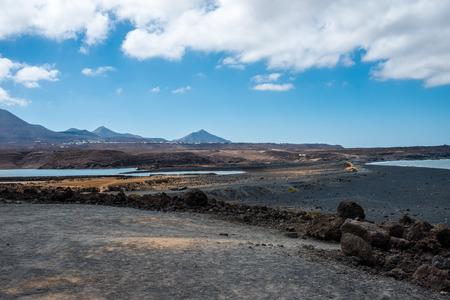 lanzarote: Nature near El Golfo, Lanzarote