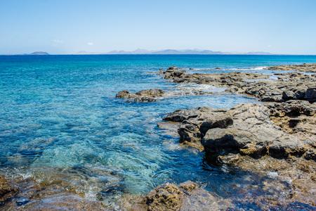 lanzarote: Shore in Playa Blanca, Lanzarote