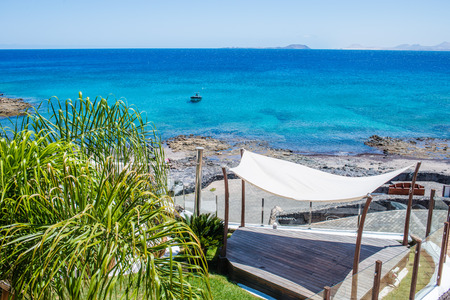 blanca: Shore in Playa Blanca, Lanzarote