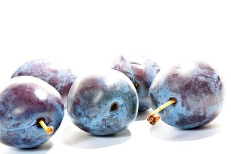 pome: five plums