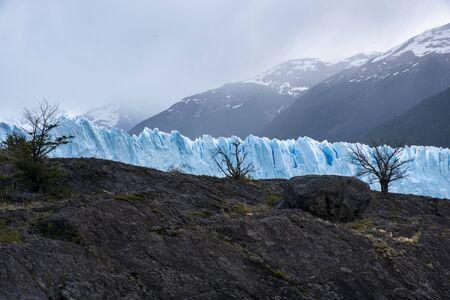 The Perito Moreno Glacier, El Calafate, Argentina