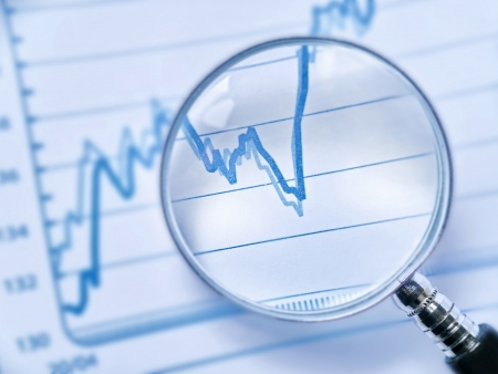 Conceptual photography of a statistical analysis Stock Photo - 16577523