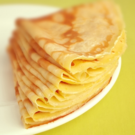Photograph illustrating Candlemas  Religious holiday where you can eat pancakes in France, Switzerland, Belgium, Spain, Mexico