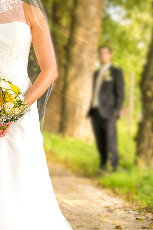 lifelong: Bride and Groom