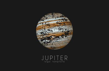 jupiter light: Jupiter . Planet . Cosmic . Space design. Creative .