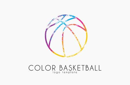 pumped: Basketball ball Illustration