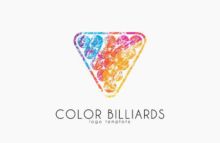 billiard: billiard ball . Billiard . Color ball .