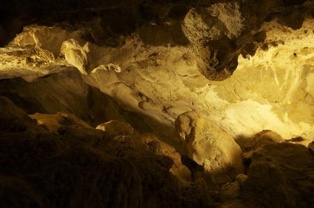 aangestoken grot patroon