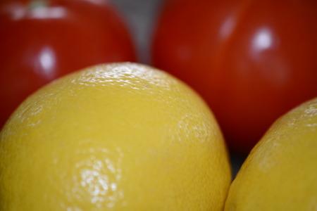 tomatos and lemons