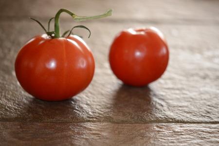 tomatos in sunshine